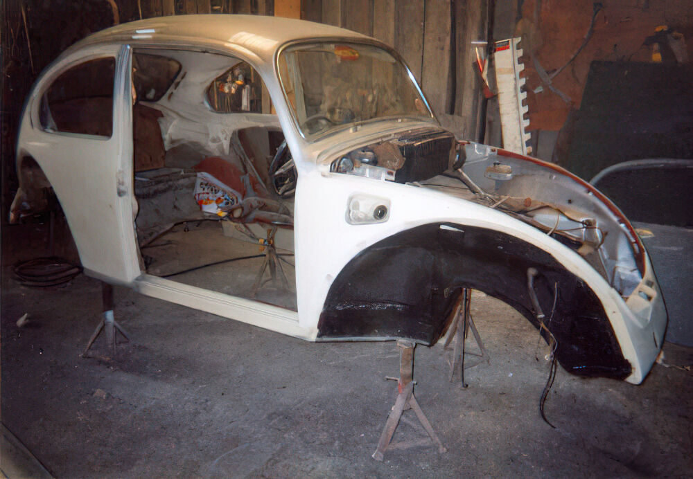 LEB Number 114 - Body shell