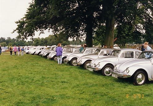 Tatton Park 1993 - Club display
