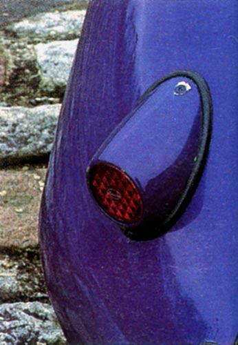 Classic Cars - June 1994 - Early rear light