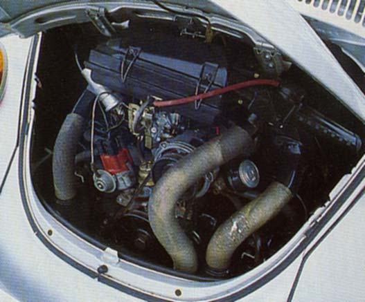 Classic Cars - June 1994 - 1,192cc in 1978 gave out 34bhp against the earlier car's 25bhp, but the later car has little more performance