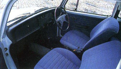 Classic Cars - June 1994 - More comfort in the 1978 Beetle, but safety modifications give a clinical feel
