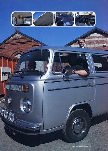 Volkswagen Camper & Commercial - Summer 2002 - Looking good