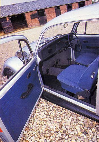 VolksWorld - September 1997 - Luxury interior