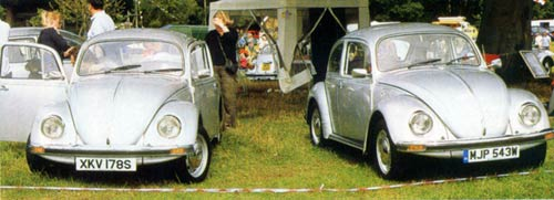 VW Motoring - January 2004 - Lineup (2)