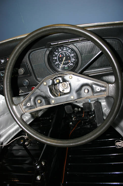 March 2007 - Completed dashboard