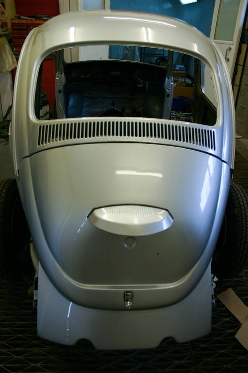 January 2008 - Rear-end assembly
